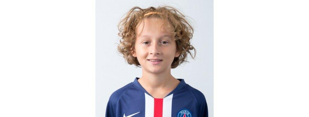 Gavril Dartevelle, 13 ans, joue Toto.  ©Fabrizio Maltese