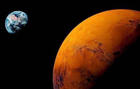 Cet été, c'est la course vers Mars