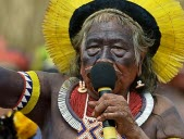 Raoni, gardien de l'Amazonie