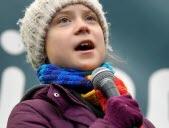Suède : Greta fait un don