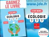 """Gagnez le livre """"C'est quoi l'écologie ?"""""""